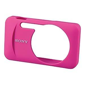 SONY シリコンジャケットケース LCJ-WB/P ピンク