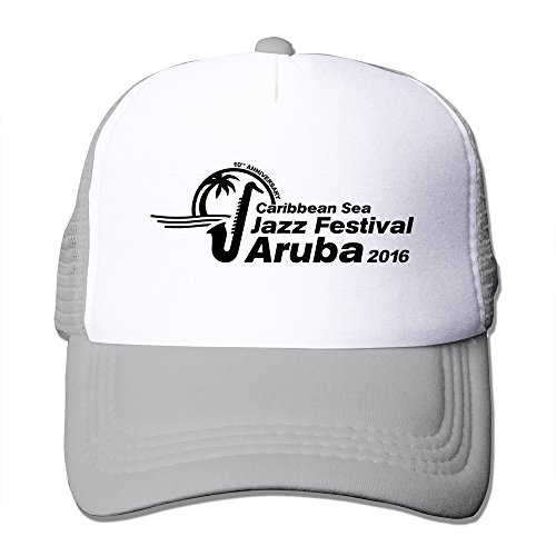 カスタムCaribbean Sea Jazz Festival Aruba Racingキャップ