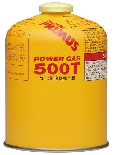 PRIMUS(プリムス) GAS CARTRIDGE ハイパワーガス(大) IP-500T [HTRC 2.1]