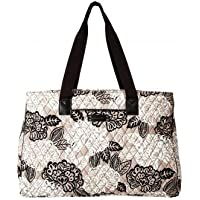 Vera Bradley(ベラブラッドリー) レディース 女性用 バッグ 鞄 ダッフルバッグ トラベルトート Triple Compartment Travel Bag - Key West [並行輸入品]