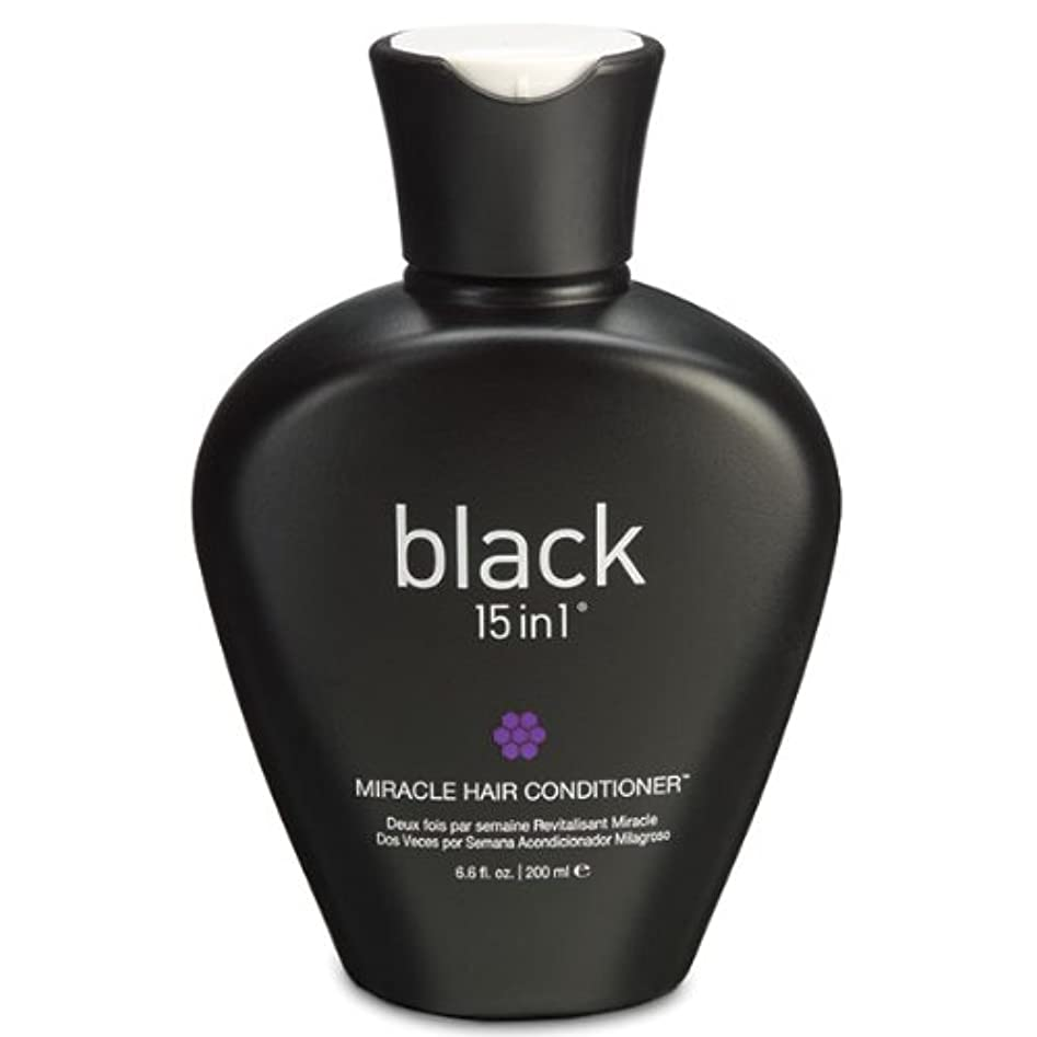 モンスターそう先例Black 15in1 Miracle Hair Conditioner, 6.6 Ounce by black 15in1