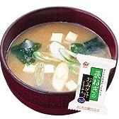 長ねぎのおみそ汁7gX10袋セット【アマノフーズのフリーズドライ味噌汁】