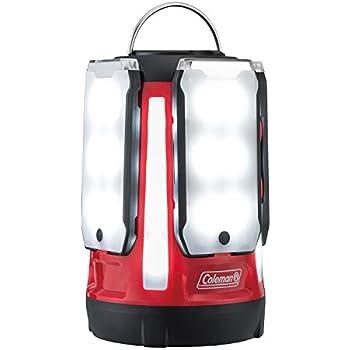 コールマン(Coleman) ランタン クアッドマルチパネルランタン LED 乾電池式 約800ルーメン 2000031270