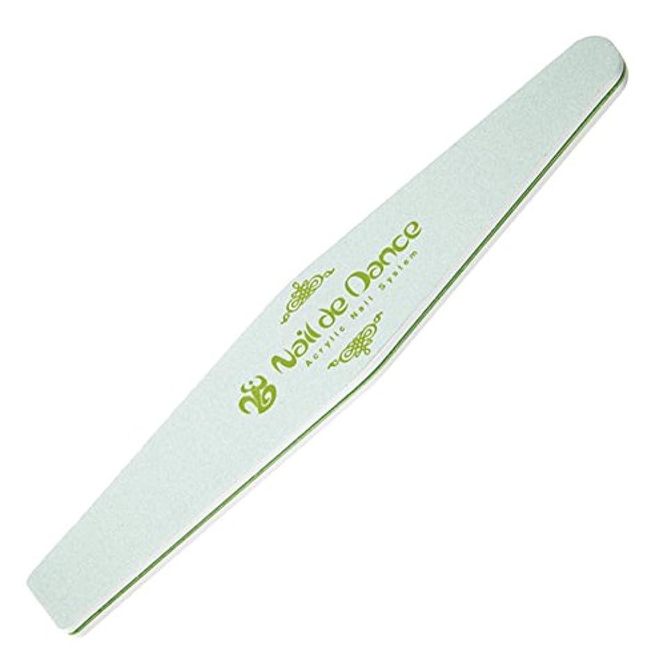 ビザ悪性媒染剤Nail de Dance ダイアモンド2WAYシャイナー 爪磨き