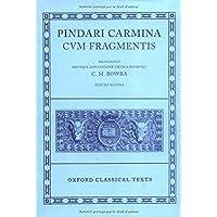 Pindari Carmina cum Fragmentis (Oxford Classical Texts) (English and Greek Edition)【洋書】 [並行輸入品]