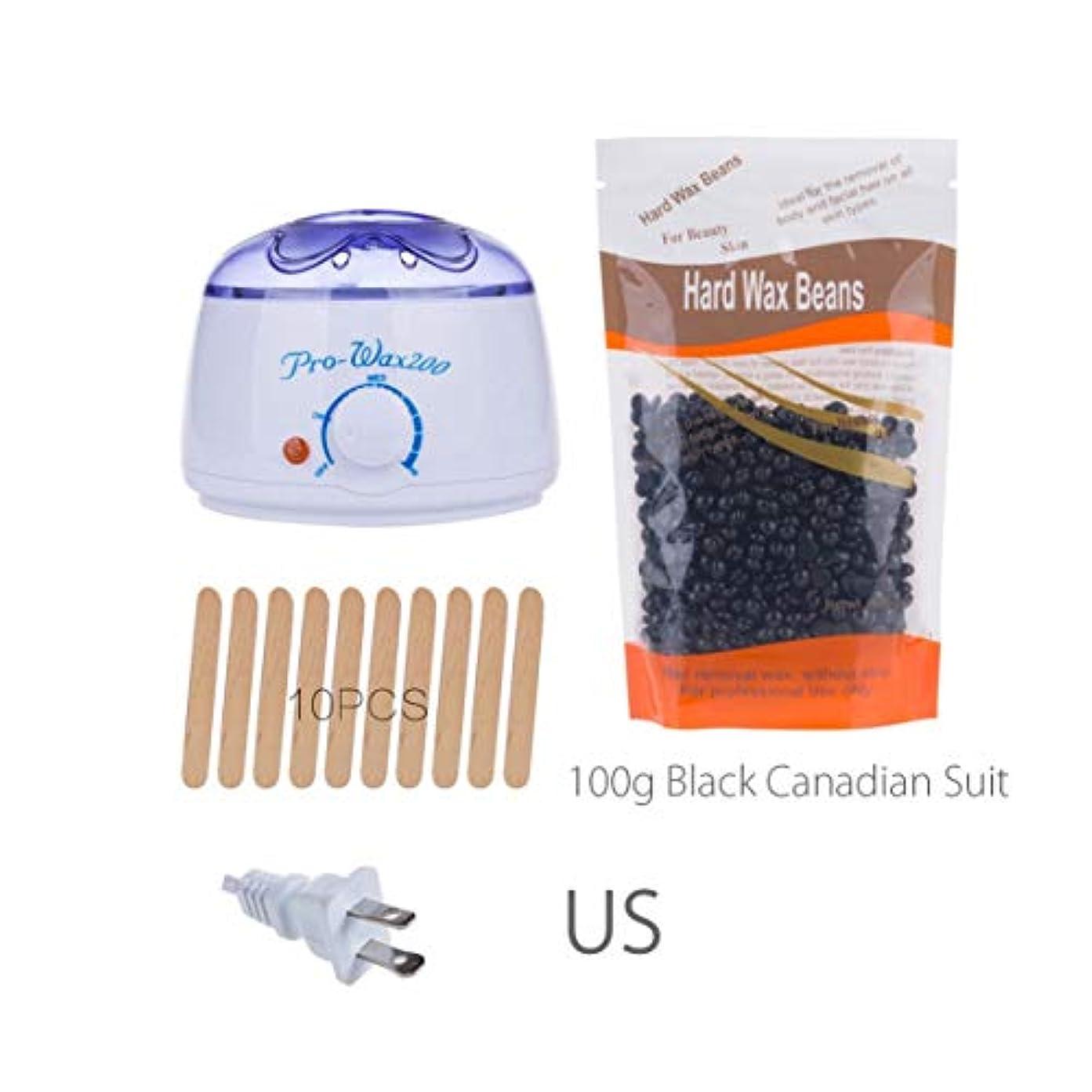 傾斜食器棚デュアルIntercorey 200CC Hand Wax Machine Hot Paraffin Wax Warmer Heater Body Depilatory Salon SPA Hair Removal Tool With...