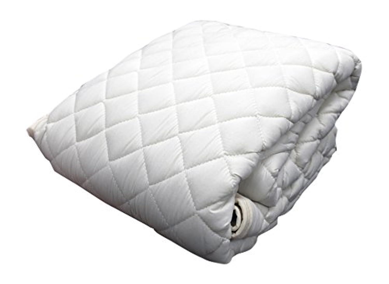 三幸 ウオッシャブル ベッドパッド シングルサイズ 124545-0005