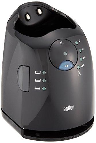 ブラウン シェーバー用洗浄機 クリーン&リニューシステム シリーズ7用 ファストクリーン ブラック 81365080