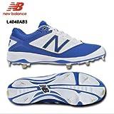 ニューバランス スパイク Newbalance 野球用スパイク 樹脂底金具埋め込み式 P革・縫いP加工不可