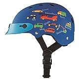 BRIDGESTONE(ブリヂストン) 幼児用ヘルメット colon(コロン) ブルー CHCH4652 B371252BU (頭囲 46cm~52cm未満)