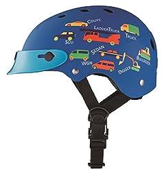 BRIDGESTONE(ブリヂストン) 幼児用ヘルメット colon(コロン) ブルー CHCH4652 B371252BU