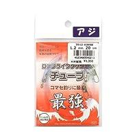 人徳丸 ロングライフクッション チューブ T012-020BR 1.2mm 20cm パープル