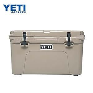 (イエティクーラーズ)YETI COOLERS yeti-003 タンドラ/ クーラーボックス/ 45qt Tan YT45T
