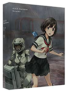 【Amazon.co.jp限定】A.I.C.O. Incarnation Blu-ray Box 1 (「全巻購入特典:鳴子ハナハル描き下ろし全巻収納BOX」引換シリアルコード付)