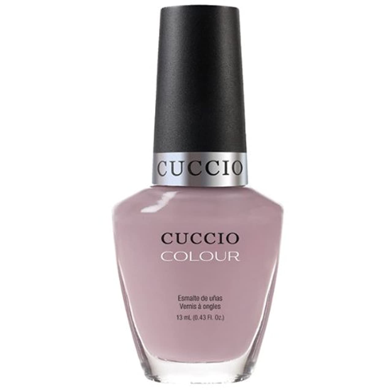 周術期やりがいのあるデクリメントCuccio Colour Gloss Lacquer - Longing for London - 0.43oz / 13ml