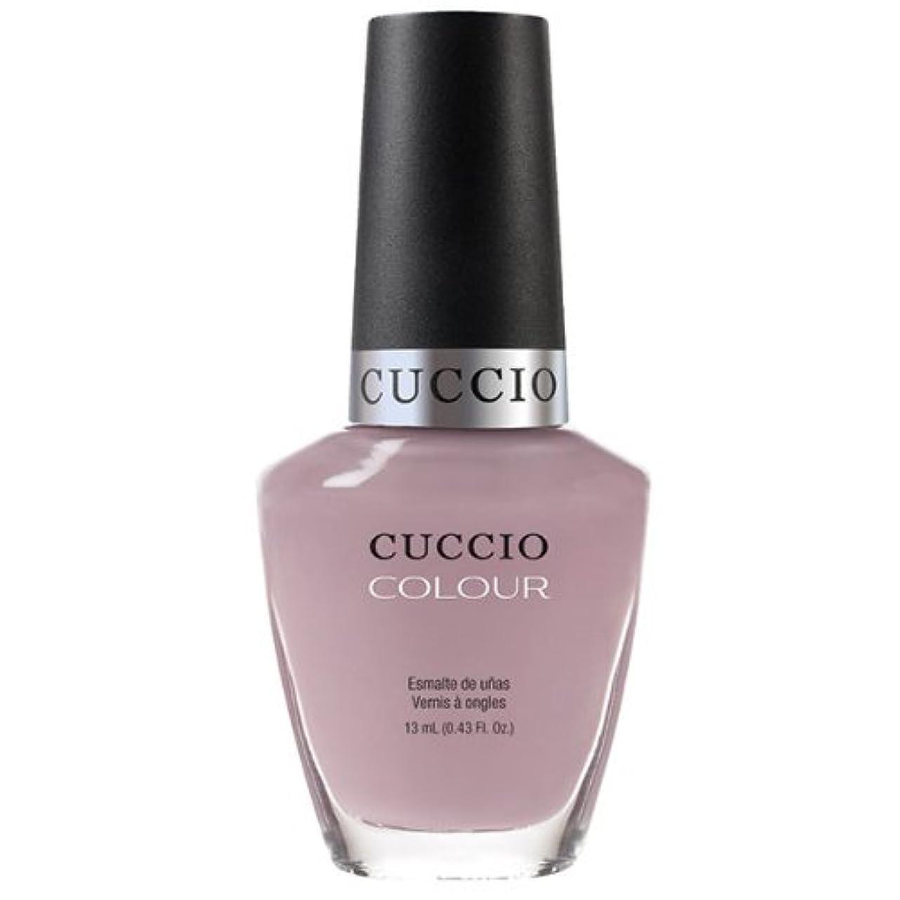 腰重なる保有者Cuccio Colour Gloss Lacquer - Longing for London - 0.43oz / 13ml