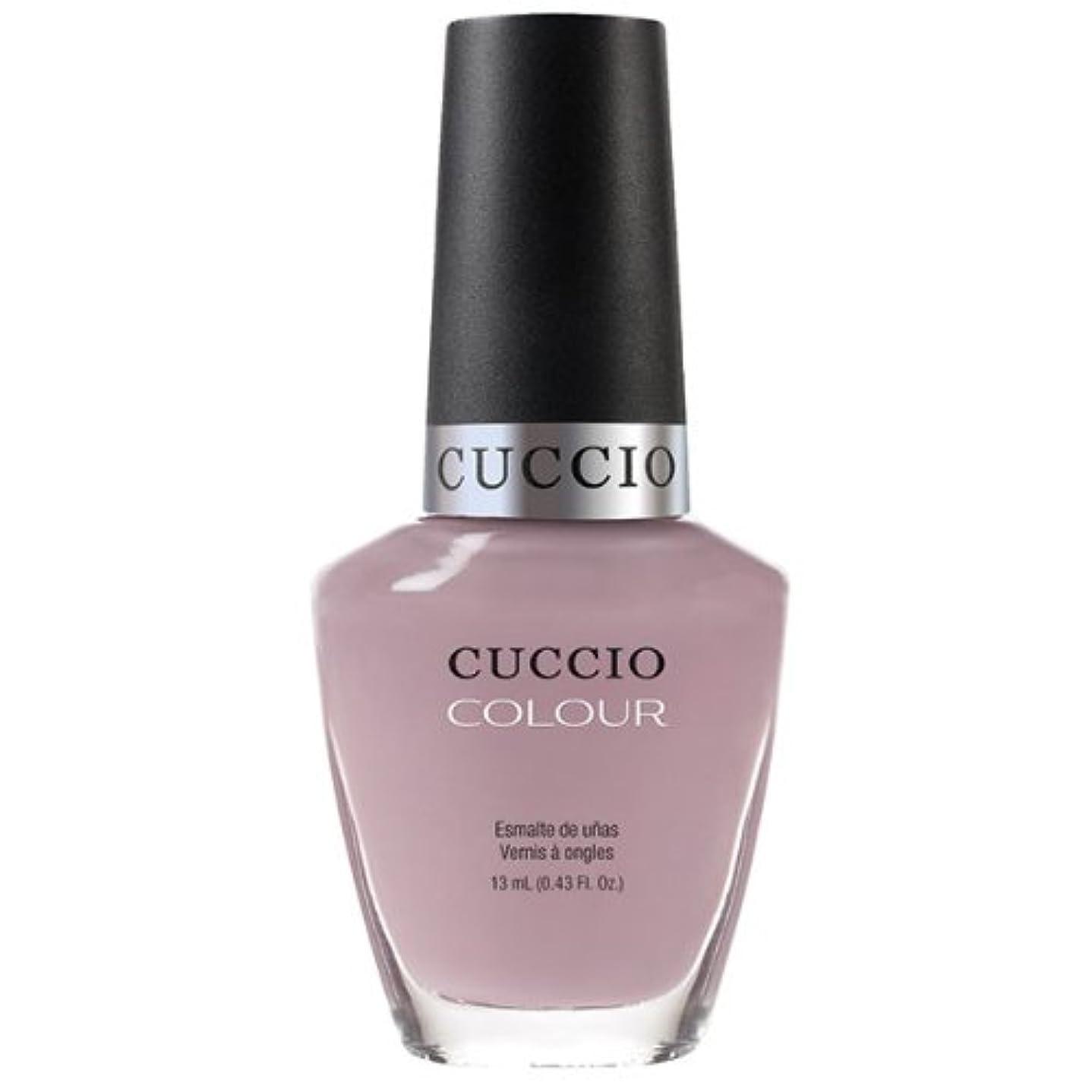 パパそこから簡潔なCuccio Colour Gloss Lacquer - Longing for London - 0.43oz / 13ml