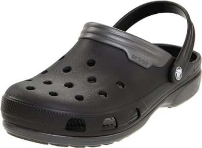 [クロックス] crocs Duet 11001-02S-160  black/graphite (black/graphite/M4/W6/22cm)