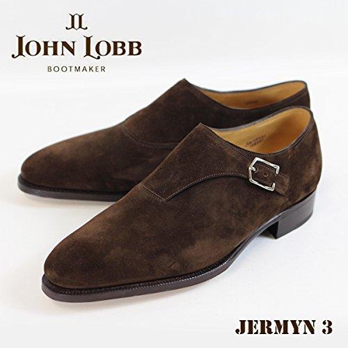 (ジョンロブ)JOHNLOBB john-003 シングルモンク Jermy III ジャーミー 3ブーツ メンズ UK7/25.5cm