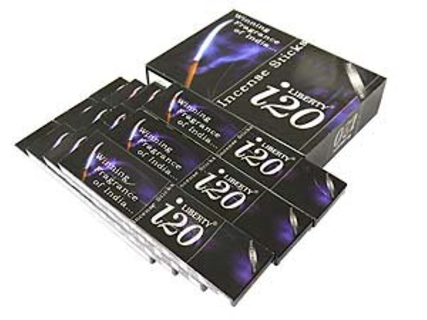 香ばしい更新の量LIBERTY'S(リバティーズ) i20香 スティック i20 12箱セット