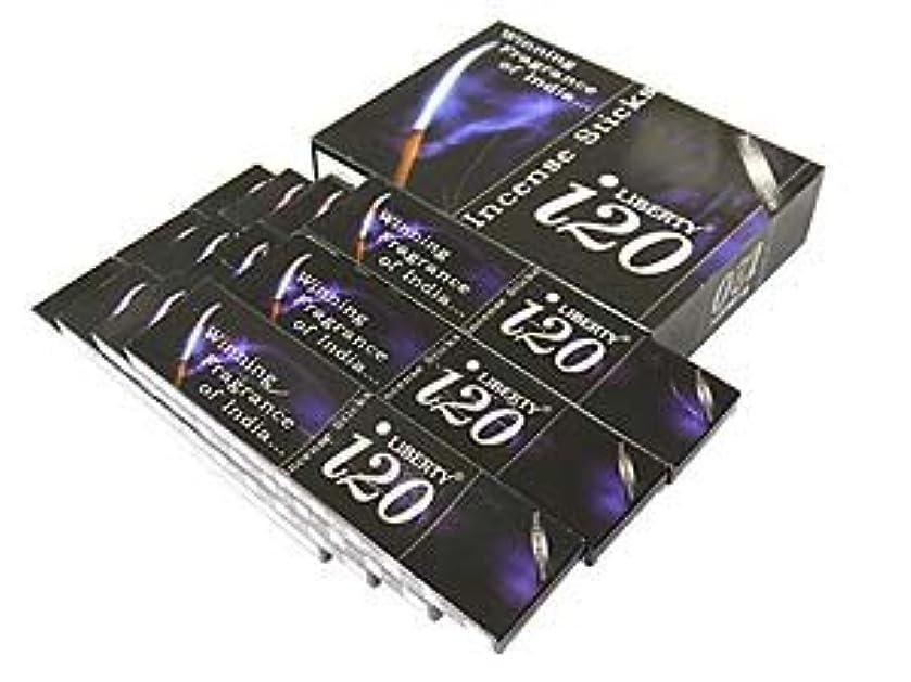 鉛筆竜巻エンドウLIBERTY'S(リバティーズ) i20香 スティック i20 12箱セット