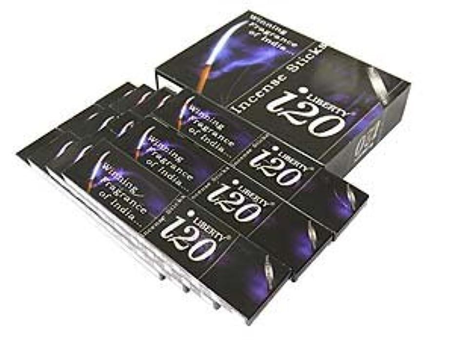 一般的な有能な分散LIBERTY'S(リバティーズ) i20香 スティック i20 12箱セット