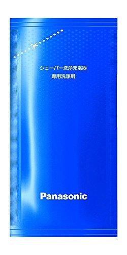 パナソニック 洗浄剤 ラムダッシュメンズシェーバー洗浄充電器用 3個入り ES-4L03
