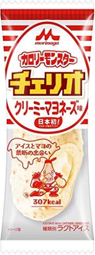 森永乳業 チェリオ カロリーモンスタークリーミーマヨネーズ味 85ml×24袋