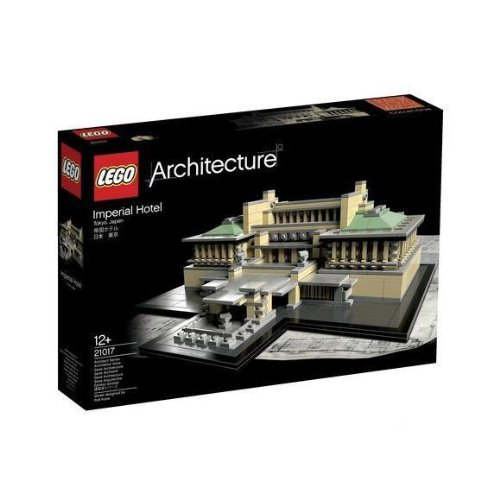 レゴ (LEGO) アーキテクチャー 帝国ホテル 21017