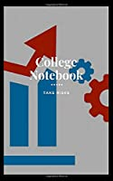 College Notebook: Take Risks (Stock)