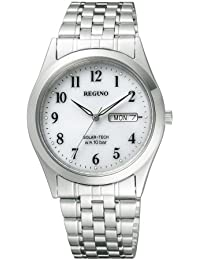 [シチズン]CITIZEN 腕時計 REGUNO レグノ ソーラーテック スタンダードモデル RS25-0051B メンズ