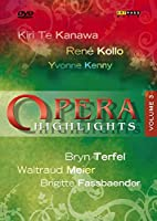 Opera Highlights 3 [DVD]