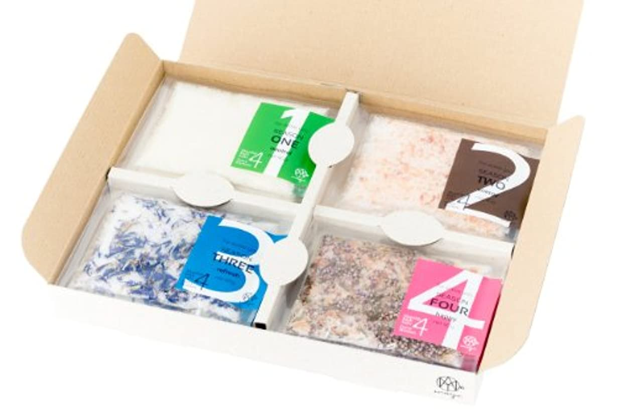 石化する終わった有効化Monthly Bath Salts 4 Every Woman マンスリーバスソルト?フォー?エヴリウーマン