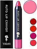 [YADAH] ヤダー オート リップ クレヨン (05. コットン キャンディ ) 2.5g | リップクレヨン マット 韓国 唇 乾燥 うるおい ケア