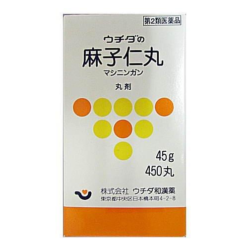【第2類医薬品】ウチダの麻子仁丸 45g