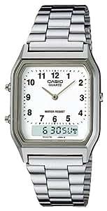[カシオ]CASIO 腕時計  スタンダード AQ-230A-7BMQYJF メンズ