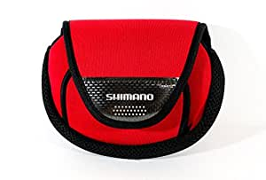 シマノ リールガード [スピニング用] PC-031L レッド S 785831
