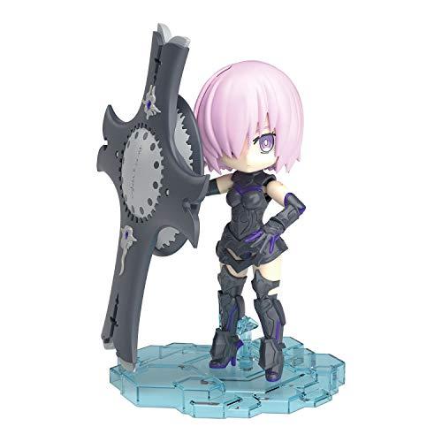 ぷちりっつ Fate/Grand Order シールダー/マシュ・キリエライト 色分け済みプラモデル