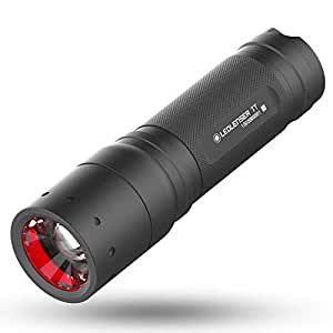 LEDタクティカルライト TT 作業 工事 IPX4防水 単4電池(AAA)x3本 【明るさ約280ルーメン】 【最長7年保証】 [日本正規品]