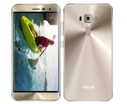 ASUS エイスース ZenFone 3 ZE520KL (SIMフリー 3GB 32GB) (ゴールド) [並行輸入品]