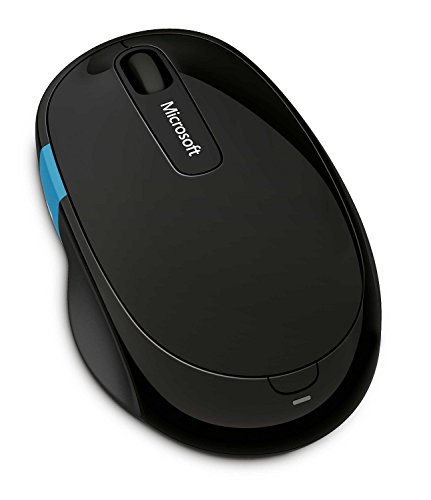 マイクロソフト 「タブレット対応」ワイヤレスBlueLEDマウスSculpt Comfort Mouse H3S-00017