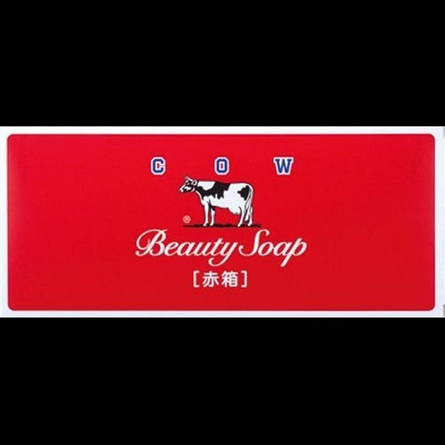 粗い委員長かんたん【まとめ買い】カウブランド石鹸 赤箱100g*6個 ×2セット