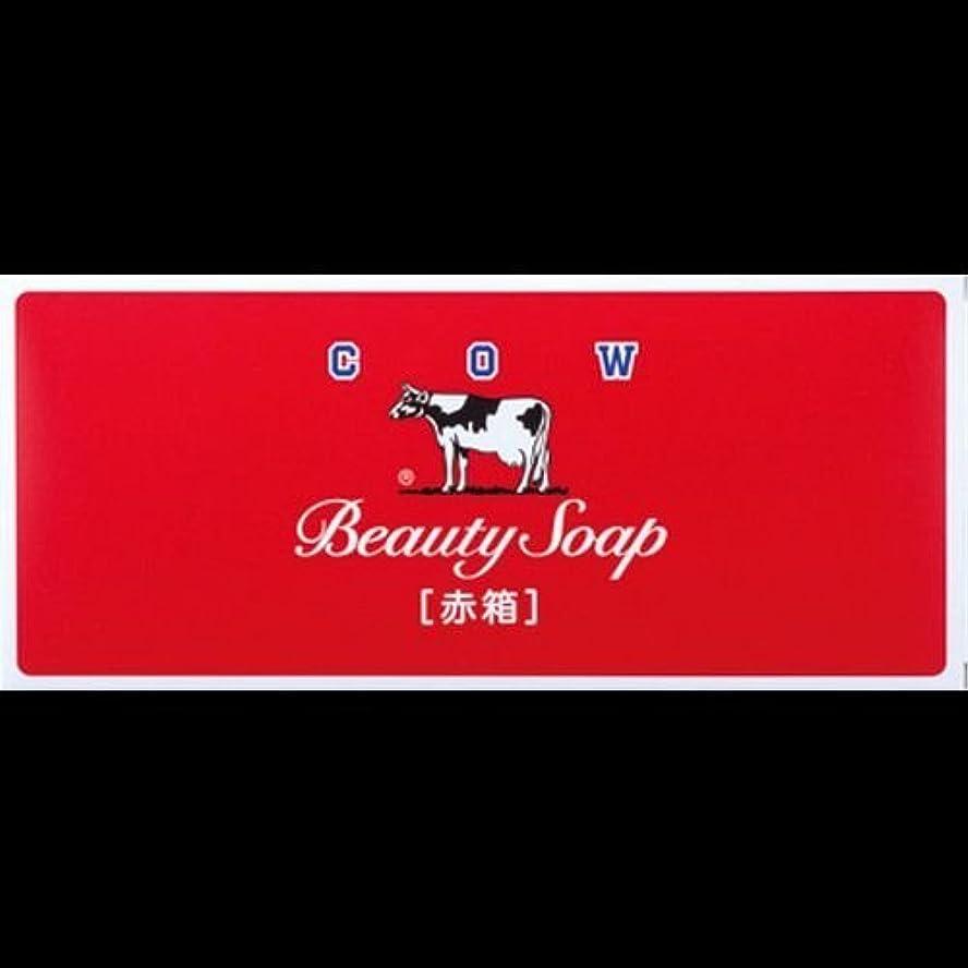 妖精調整振る舞う【まとめ買い】カウブランド石鹸 赤箱100g*6個 ×2セット