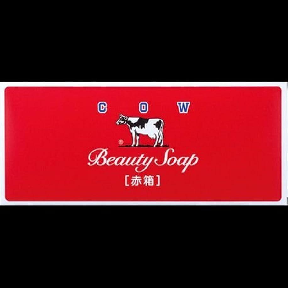 回復サーカスジェット【まとめ買い】カウブランド石鹸 赤箱100g*6個 ×2セット