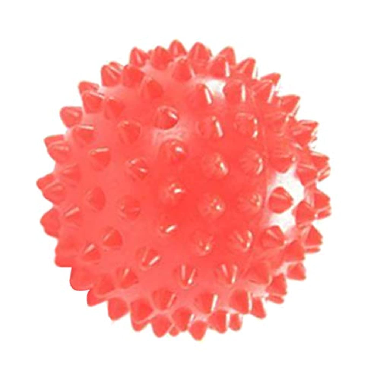 縞模様のメドレー遅れchiwanji 指圧ボール 触覚ボール マッサージローラー ローラーボール 軽量 持ち運び便利 補助ツール