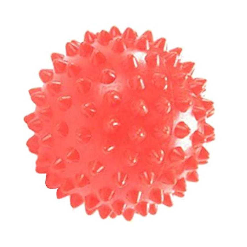ふさわしいグリーンランド人間Baoblaze マッサージローラー マッサージ ヨガボール ツボ押し 触覚ボール 7cm オレンジ
