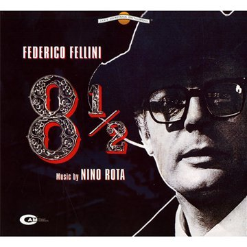 8 2/1 (1963年作品) (Otto E Mezzo) (Fellini's 8 1/2) (Eight and A Half) (Huit et Demi)