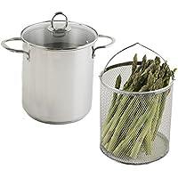 CHEFS 3-Piece Asparagus Steamer by CHEFS