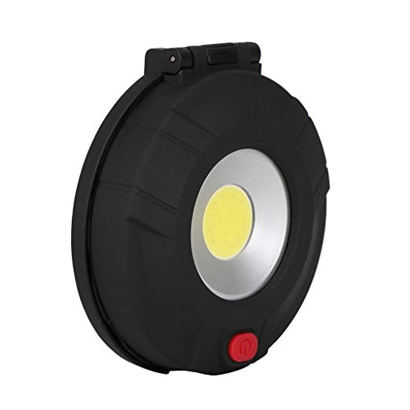 ドライ任意結紮Baosity 磁気 LEDワークライト カー検査ランプ ハイキング キャンプ用 懐中電灯