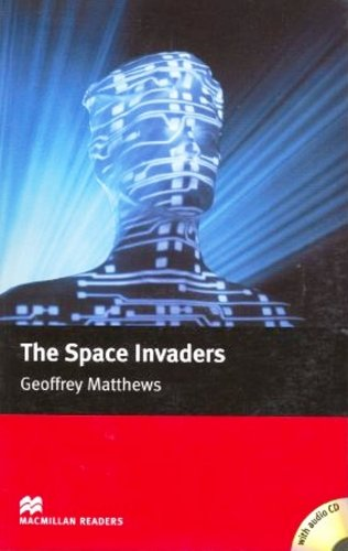 The Space Invaders - Book and Audio CD